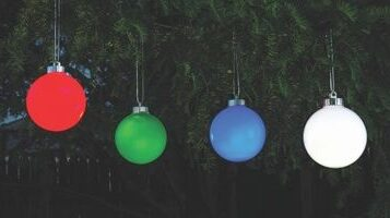 LED Outdoor Ornaments